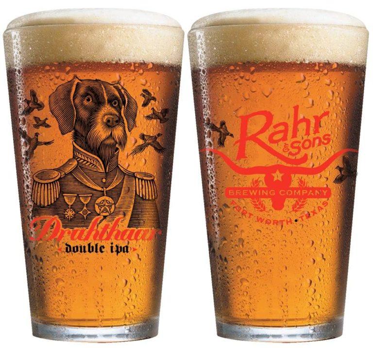 New Rahr beers honor namesake ship, family dog