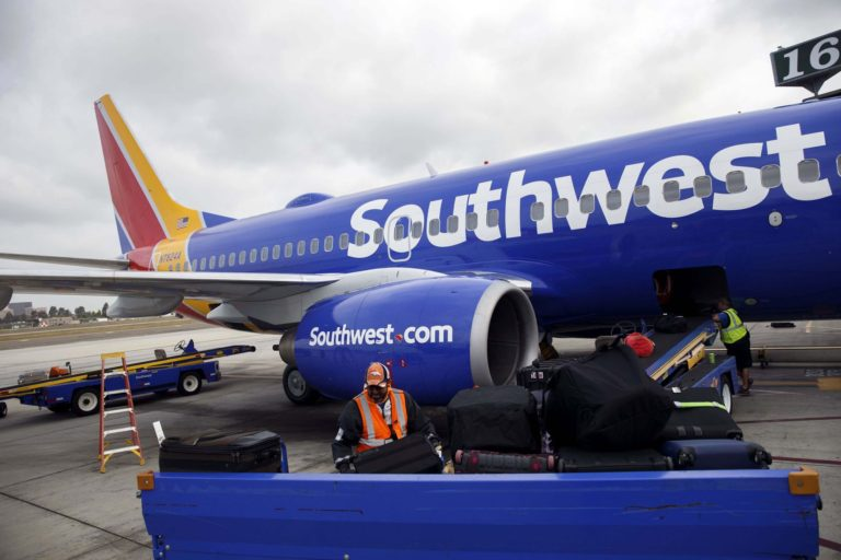 Southwest will test thermal cameras at Dallas Love Field