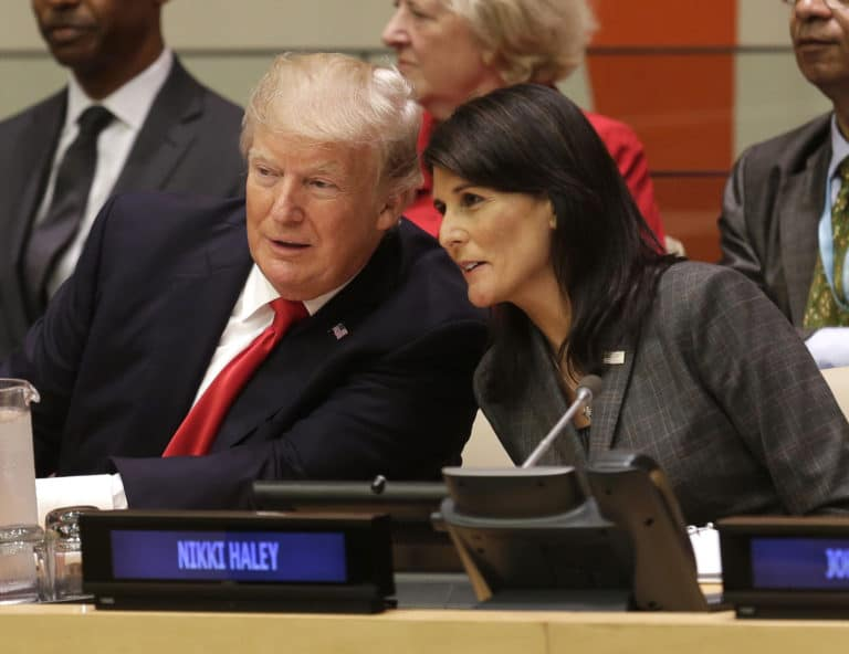 🔒 Bill Thompson: As Trump leaves the stage, Haley grabs the spotlight