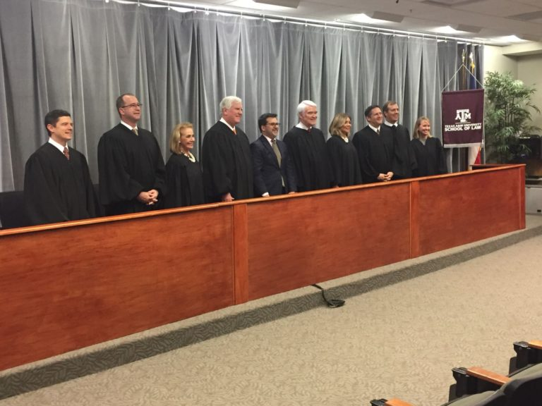 Texas Supreme Court justice tests positive for coronavirus