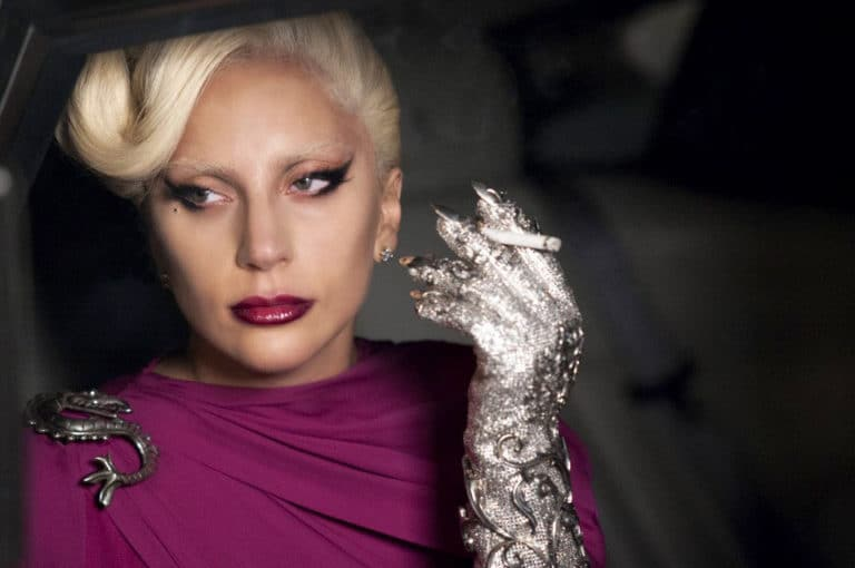 Review: Pop star Gaga is back, but where's the art or spark?