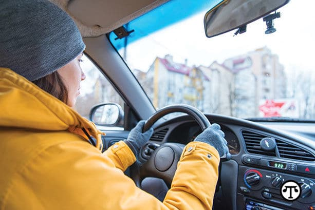 No Need To 'Warm Up' Modern Vehicles In Cold Weather