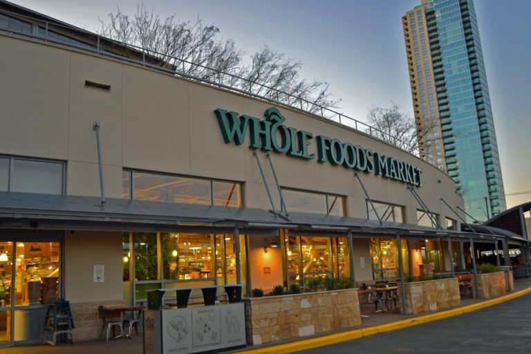 Whole Foods workers told they can't wear BLM face masks