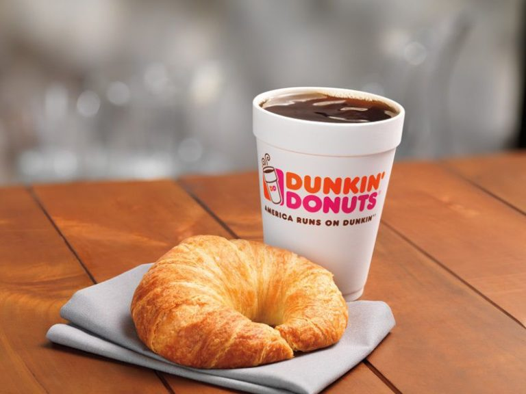 Dunkin' shares soar after buyout talks with Arby's owner