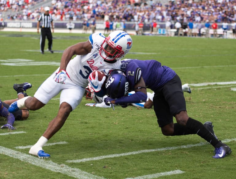 No. 17 SMU puts unblemished record on the line at Tulane
