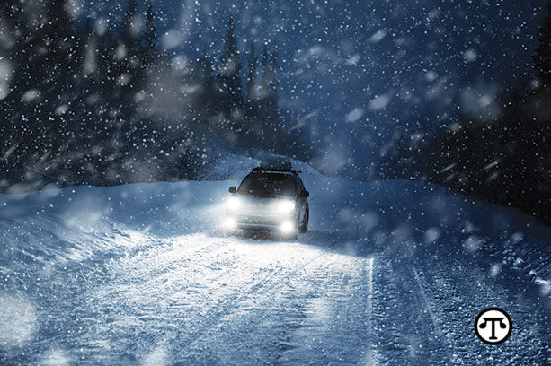 Six Quick Tips For Winter Driving