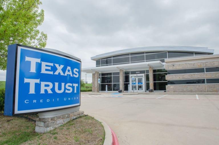 Texas Trust, Texas Federal credit unions merge
