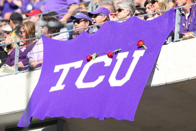 TCU names ex transfer Downing starting QB vs Iowa State