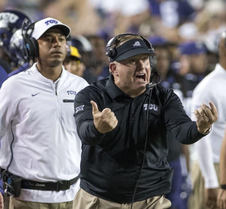 TCU coach optimistic 2020 season will be played