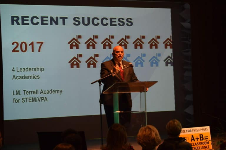 """FWISD and Fort Worth Chamber work together on """"Fort Worth: Where the Best Begins"""""""