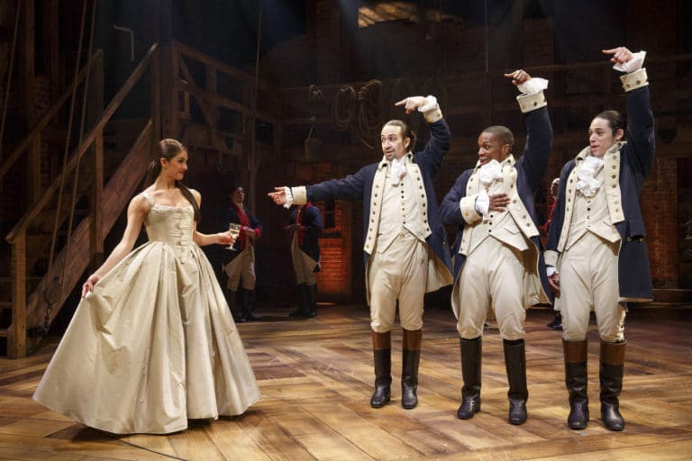 Liked 'Hamilton'? New documentary shows where it came from