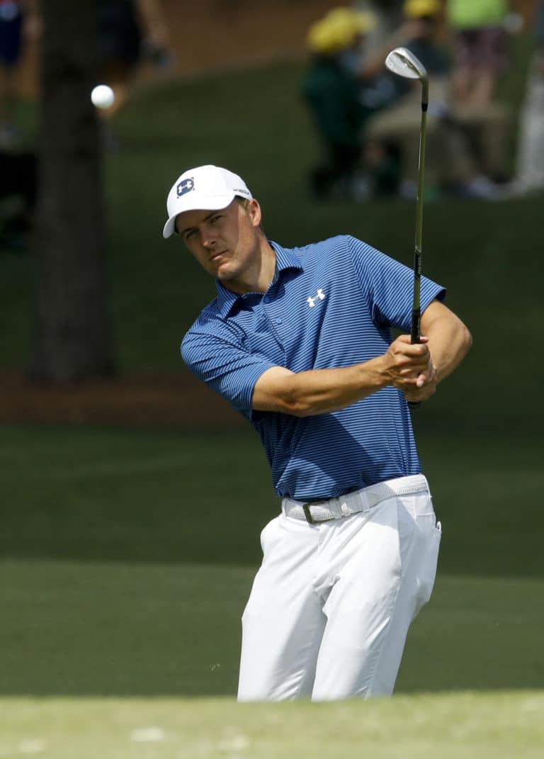 Golf notes: Spieth still struggling as tour heads to postseason