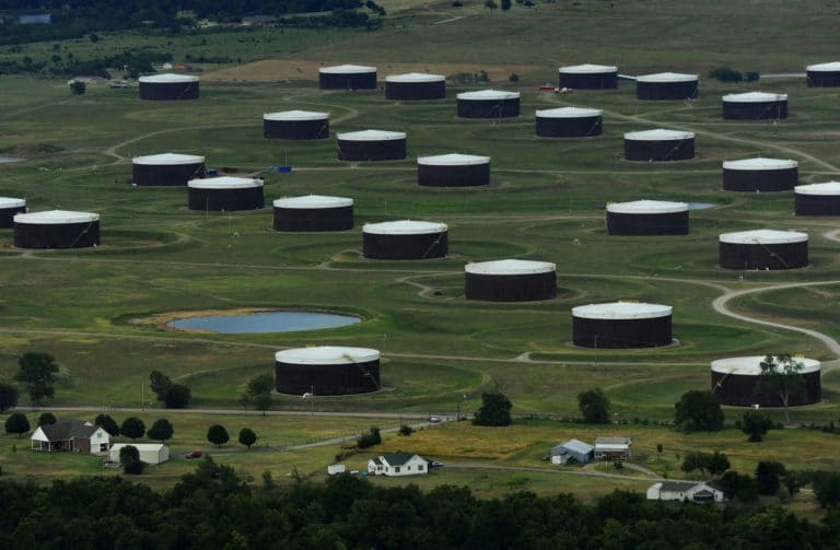Stirring in the oil patch, Chevron buys Noble for $5 billion