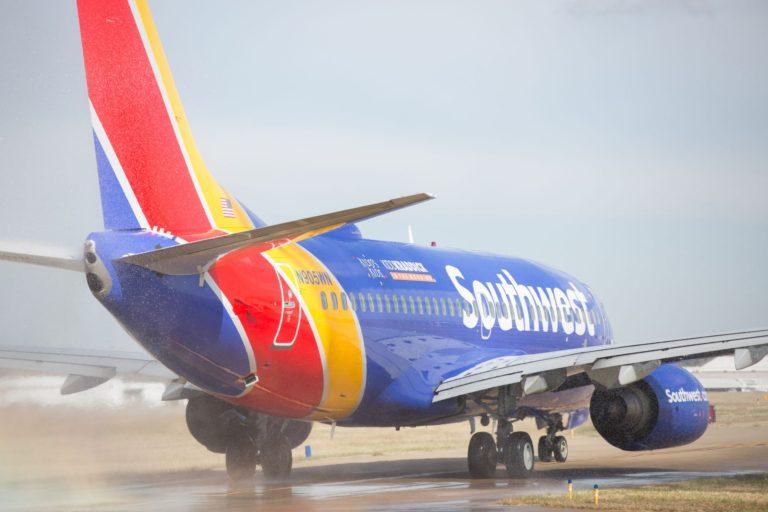 Jetliner hits and kills man on Texas airport runway