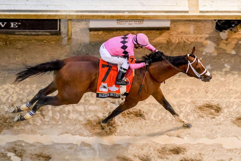 Tiz the Law draws No. 17 post as 3-5 Kentucky Derby favorite