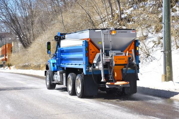 New Technologies Boost Winter Road Safety While Reducing Salt Use