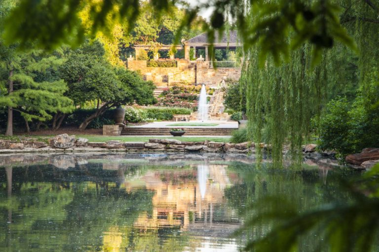 Council Report: BRIT prepares to manage Botanic Garden