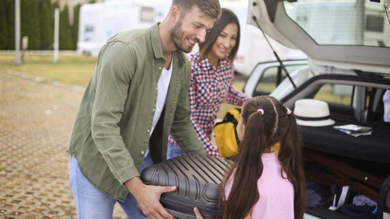 7 consejos para viajar por carretera con niños en temporada festiva