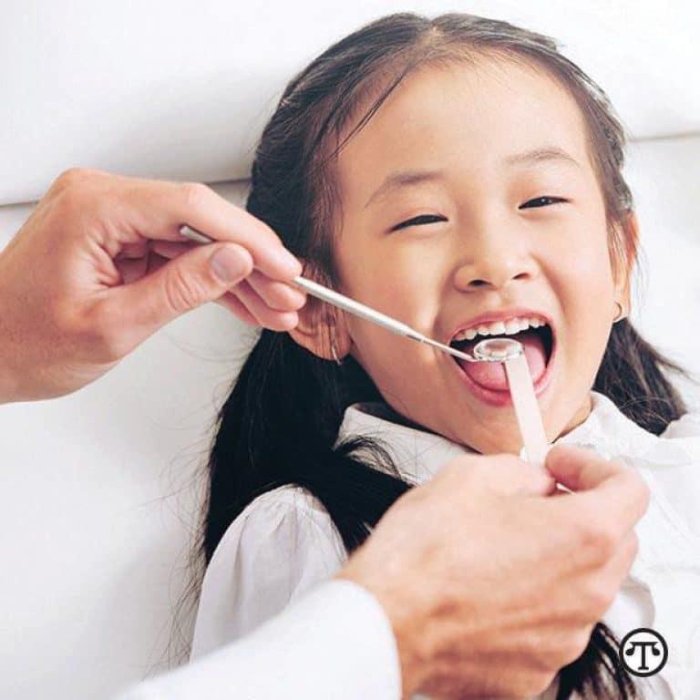 Obtenga Asistencia Dental Para Los Niños