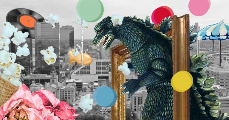 MAIN ST. Fort Worth Arts Festival host virtual event
