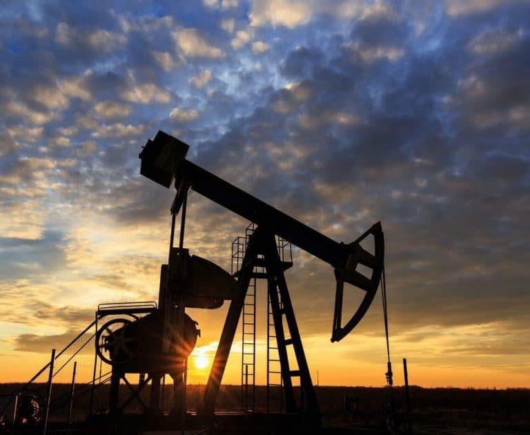 Closing prices for crude oil, gold and other commodities