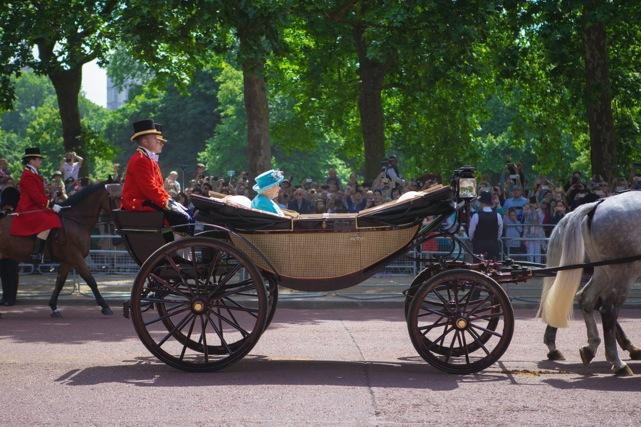 Queen Elizabeth II marks 94th birthday without fanfare