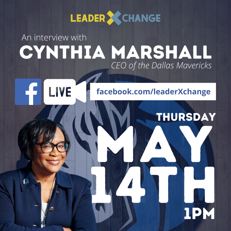 Mavericks leader to speak at Leader Xchange event
