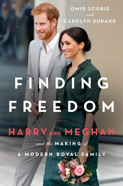 New book aims to portray 'real' Prince Harry and Meghan