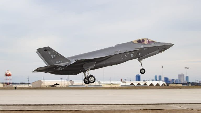 Lockheed Martin slows F-35 production as suppliers face supply chain issues