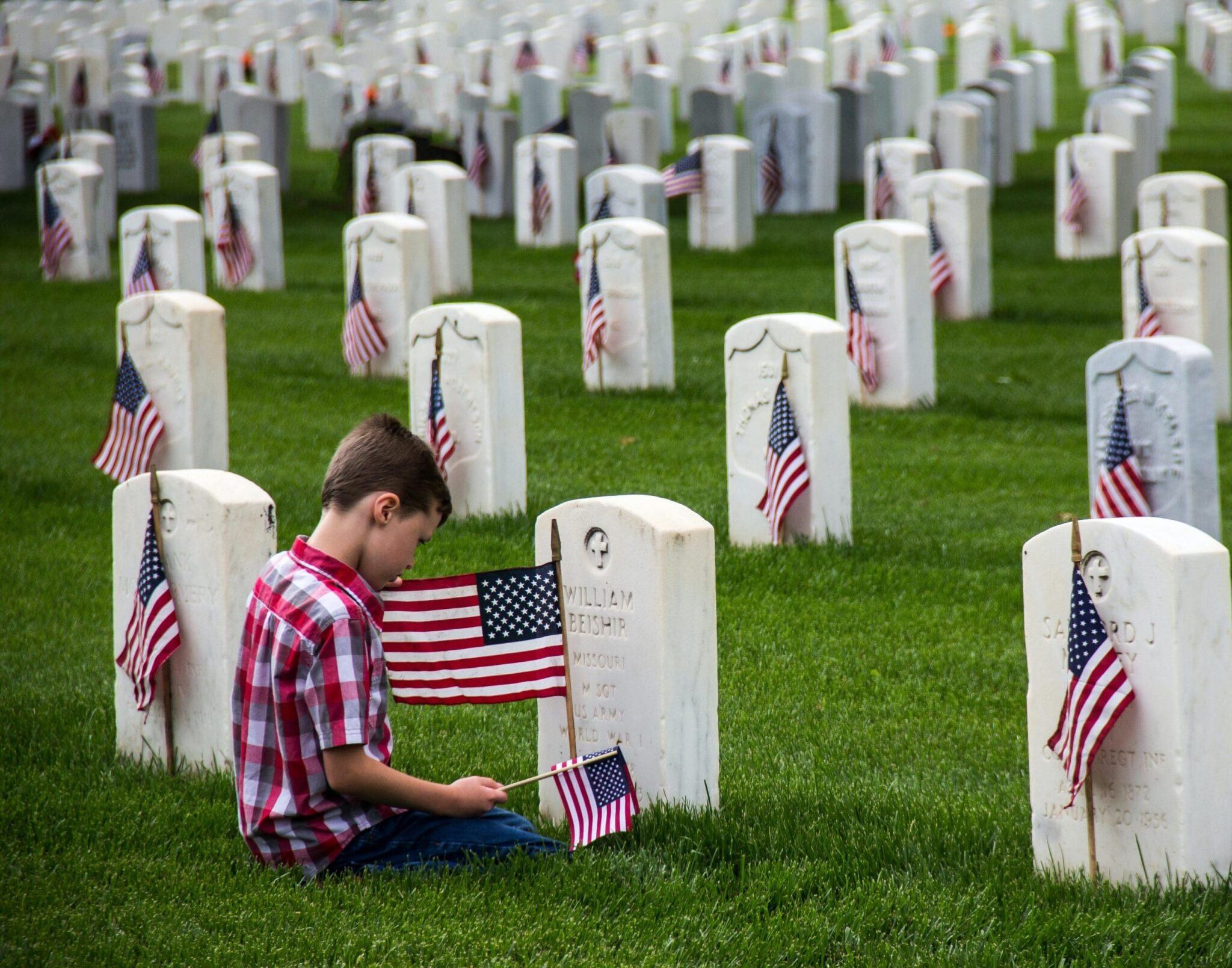 Richard Connor: RLC's Memorial Day notebook