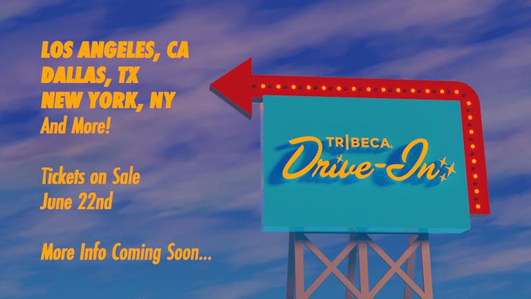 Tribeca bringing 'Drive-In' series to Arlington's AT&T Stadium