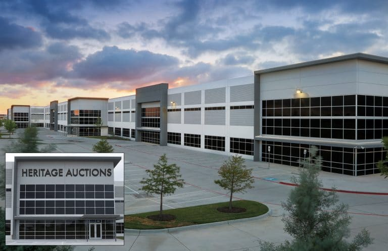 Heritage Auctions moves its cool stuff to new HQ near DFW Airport
