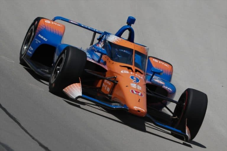 Indy 500 to reduce capacity to 25 percent, lift blackout