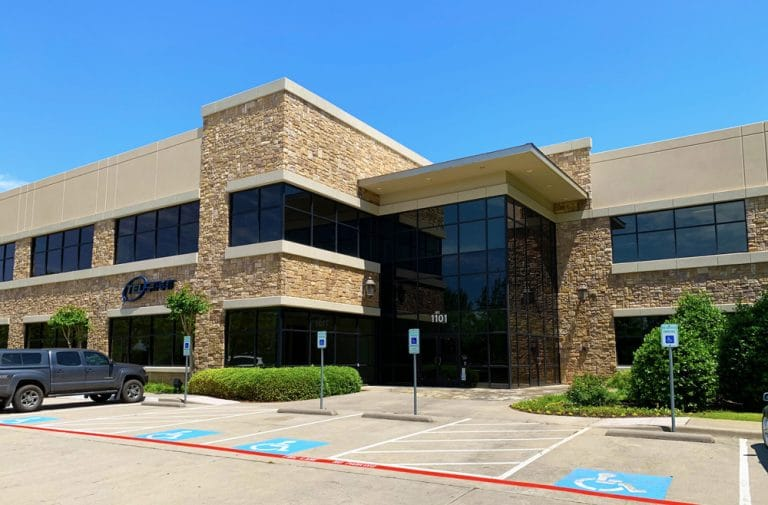 Oil and gas company leases 17,212SF in Allen