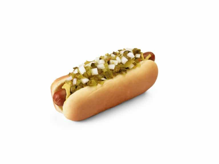 You'll relish this:  It's National Hot Dog Day on Wednesday