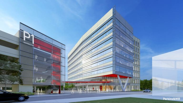 200,000 SF spec office project announced for McKinney