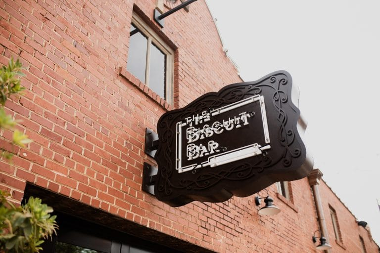 The Biscuit Bar opens in Mule Alley