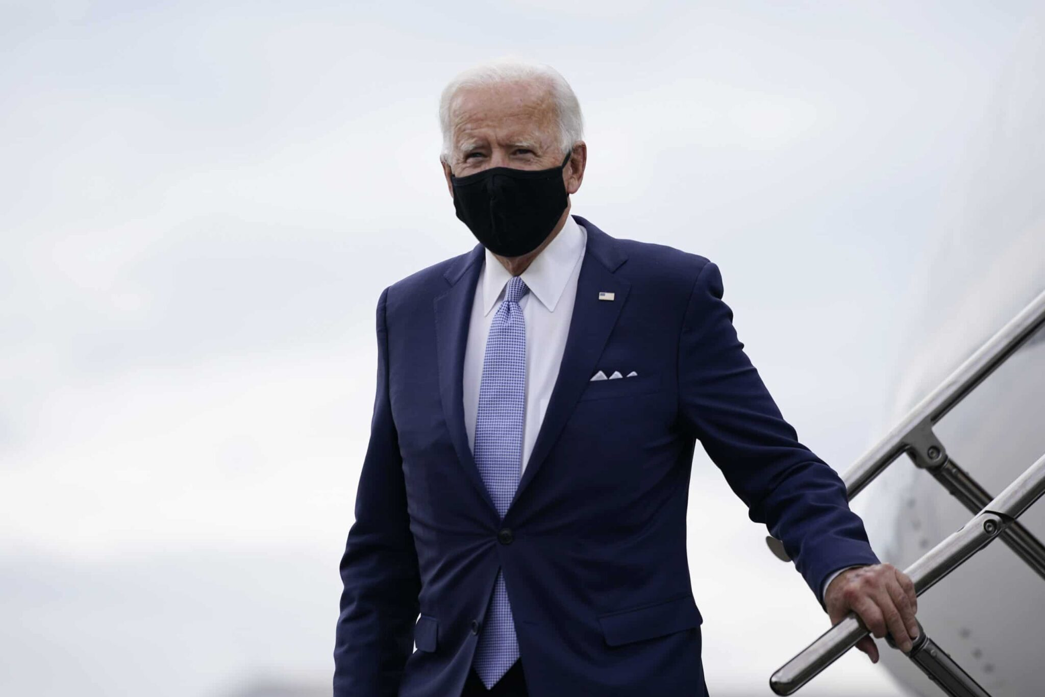 Trump and Biden run vastly different pandemic campaigns