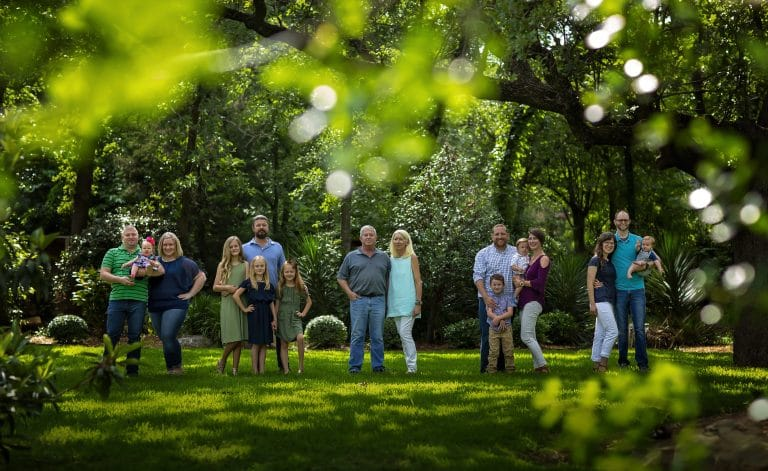 Family Business: Highland Landscaping brings the clan for work