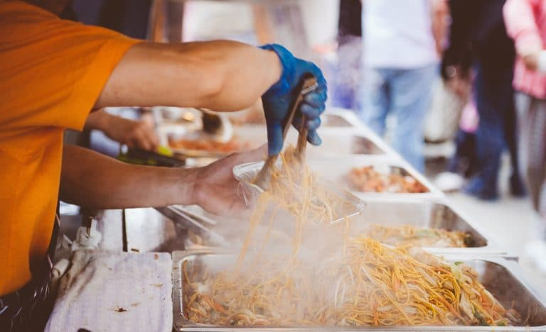 Saved by suburbs: Food trucks hit by virus find new foodies