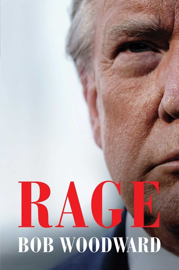 Woodward's 'Rage' sells 600,000 copies in first week
