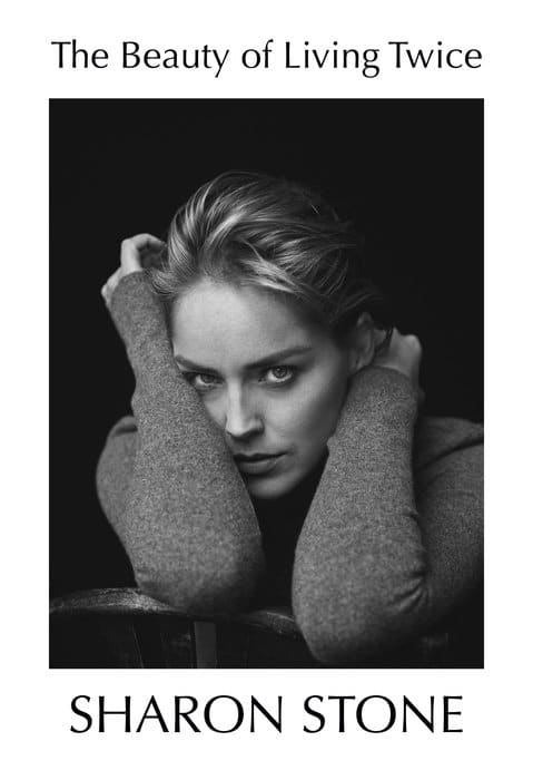 Sharon Stone writes memoir that doesn't 'pull any punches'
