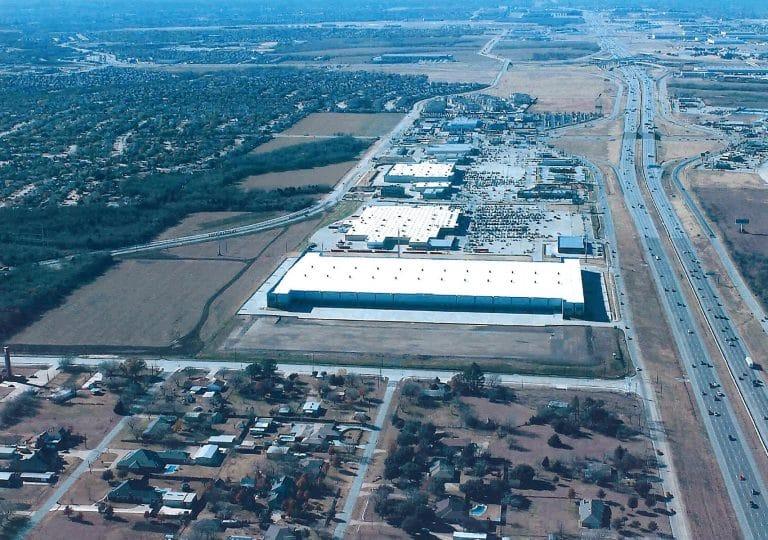 Grand Prairie warehouse facility sold