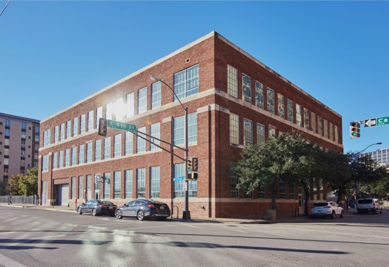 Transwestern listing downtown Fort Worth office building with modern renovations