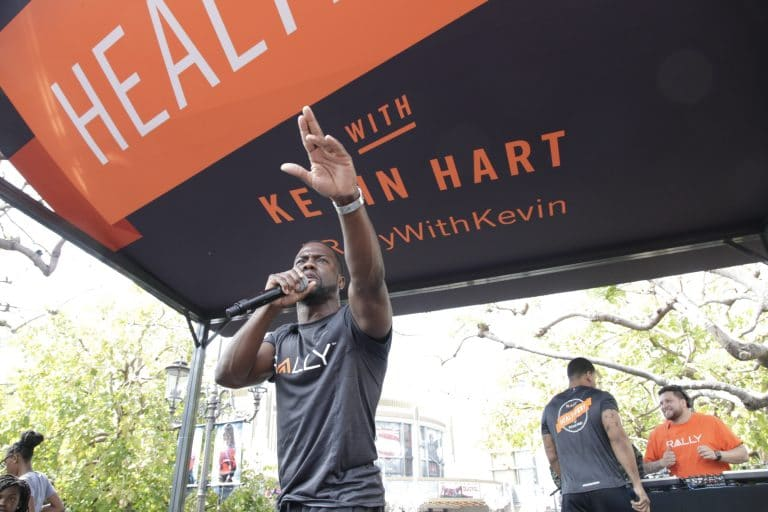 Kevin Hart inks new multi-platform deal with SiriusXM