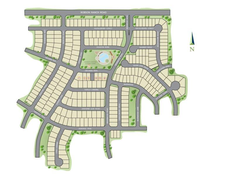 New Master-Plan 1,000 home community set for Northlake