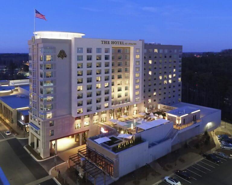 Crescent acquires luxury hotel in Metro Atlanta market