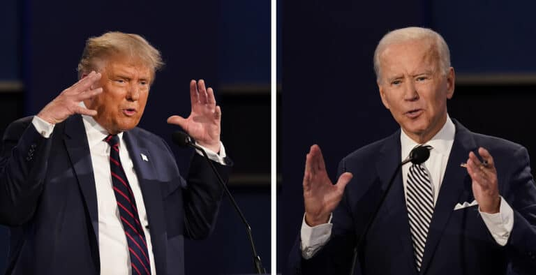 2020 Watch: Debate a chance for Trump to generate momentum