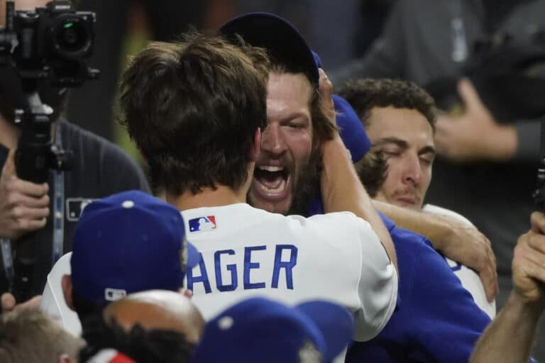 Dodgers down Rays 3-1 at Globe Life Field to win first World Series title since 1988