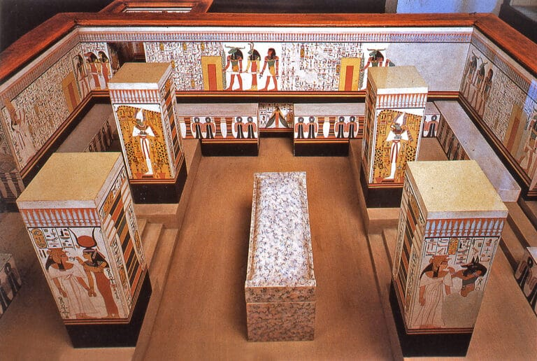 Queen Nefertari's Egypt to open at the Kimbell in December